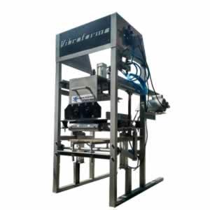 maquina para fabricação de blocos pneumatica mbv432
