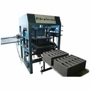 Maquina para fazer blocos, maquina de bloco, maquinas de blocos VFP.60Turbo