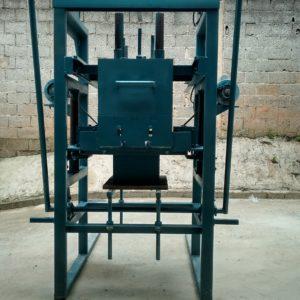 maquina de bloco manual